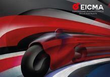 """EICMA 2021, """"Bentornata Adrenalina"""": la nuova campagna pubblicitaria che abbraccia il Futurismo"""