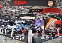 SYM si aggiunge agli espositori presenti a EICMA 2021