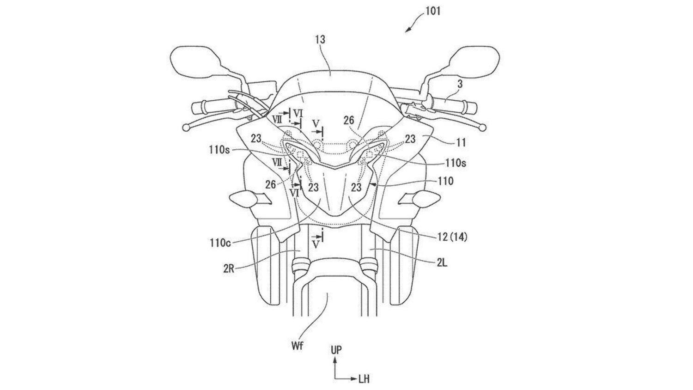 Dopo i radar, Honda brevetta le telecamere nei fari