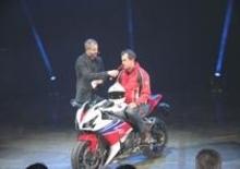 EICMA 2013. Honda CBR1000RR Fireblade