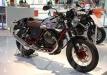 EICMA 2013: Moto Guzzi V7 m.y. 2014