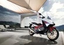 EICMA 2013. Honda Integra 750