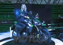 EICMA 2013: Kawasaki Z1000