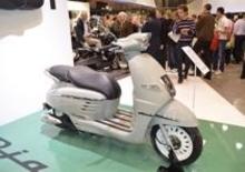 EICMA 2013: Peugeot Django