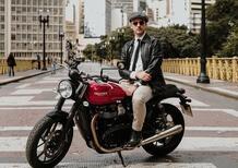 Triumph Motorcycles main partner di The Distinguished Gentleman Ride (DGR) per altri 5 anni