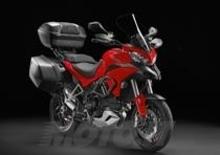 EICMA 2013: Ducati Multistrada Granturismo