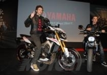EICMA 2013: Yamaha MT-09 Street Rally