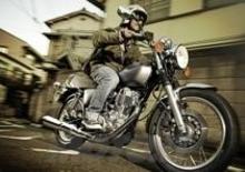 EICMA 2013: Yamaha SR400
