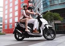 Sym offre 4 anni di garanza e assistenza stradale sugli scooter
