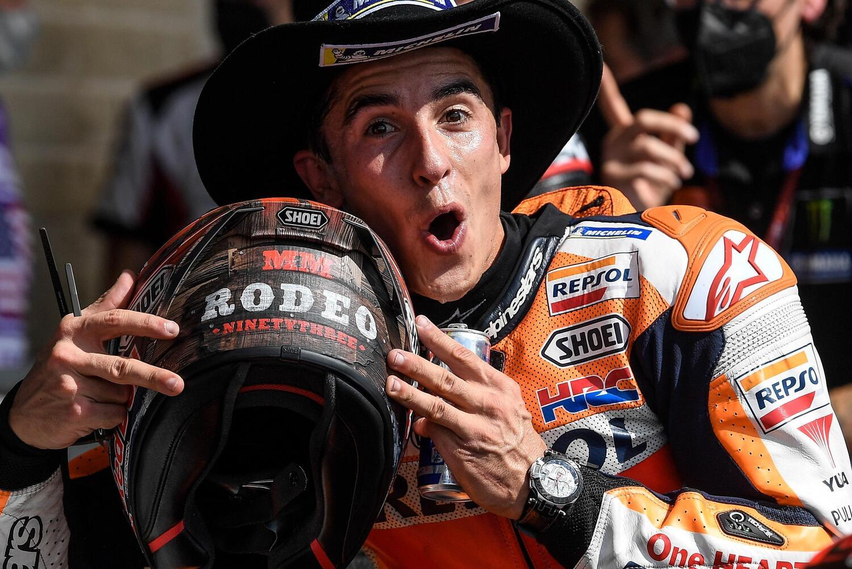 Gallery - MotoGP 2021, GP delle Americhe ad Austin
