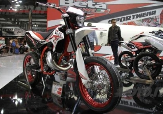 EICMA 2013: Le Beta Racing e Factory
