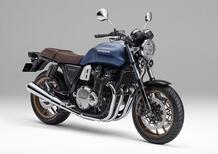 """Honda CB1100, due nuove versioni """"Final Edition"""""""