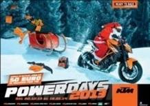 KTM: buono sconto PowerDays 2013