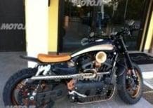 Le Strane di Moto.it: Harley-Davidson XR1200