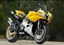 Yamaha RZ500 special