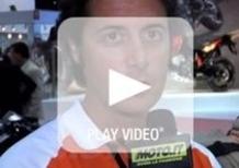 EICMA 2013: Paolo Fabiano, KTM Dalla Moto3 alle RC per i giovani sportivi