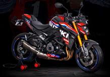 Kit Suzuki GSX-S 1000 per il mondiale Endurance