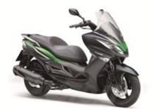 Kawasaki offre 4 anni di garanzia e bauletto in omaggio per lo scooter J300