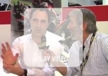 EICMA 2013: Romano Albesiano, Piaggio Non lasceremo mai la cultura della moto