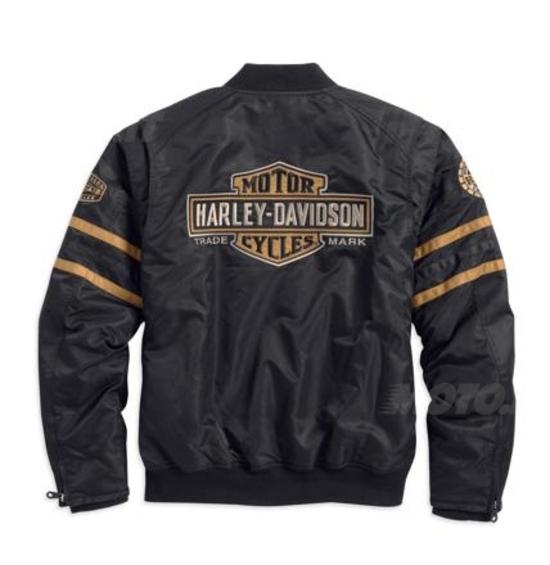 Harley-Davidson MotorClothes Winter 2013, le proposte per lui