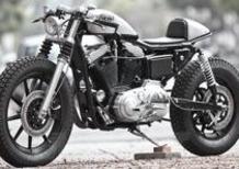 Headcase Kustom Harley-Davidson Sportster