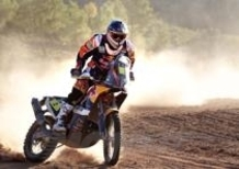 Acerbis alla Dakar 2014