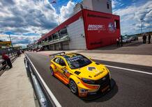 WTCC 2016, Russia, Opening Race: vince Tarquini