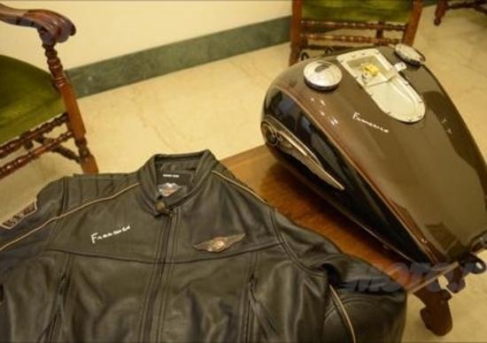 L'Harley di Papa Francesco all'asta da Bonhams