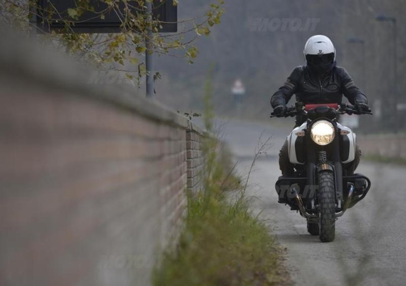 BMW Moto Originale Casco BERRETTO ha Ride