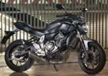 Yamaha svela il prezzo della MT-07 e porta un lettore a Lanzarote
