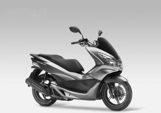 Honda PCX 125 e 150 2014, tutte le novità