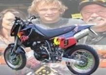 Le Belle di Moto.it: la KTM Duke di Trampas Parker!