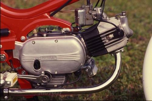 Motore Parillino 4T