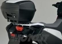 Suzuki V-Strom 1000 ABS 3L con kit valige e bauletto integrati