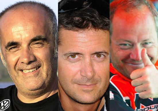 Trofeo KTM Enduro 2014: il trio orange