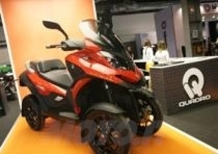 Motor Bike Expo 2014. Quadro espone i tre e i quattro ruote