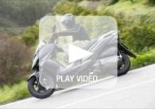 Kawasaki J300. Il video della nostra prova