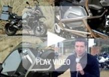 Mattia Dodi (BMW): La Adventure ha sospensioni che reagiscono in base alla guida