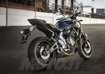 Fabrizio Corsi (Yamaha): MT-07, prezzo, coppia e design al primo posto