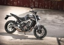 Yamaha si aggiudica l'iF Product Design Awards 2014 con la MT-09