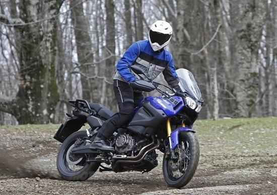 Yamaha Super Ténéré XT 1200ZE
