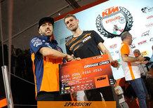 Trofeo Enduro KTM. Ciao Nicola