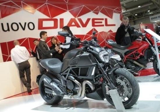Motodays: Ducati presenta la Diavel