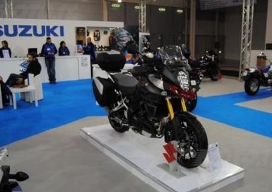Motodays: Suzuki punta su V-Strom e Burgman