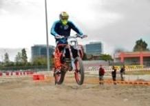 Nicola Dutto e KTM, collaborazione rinnovata anche per il 2014