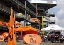 KTM Track'N'Test, al Mugello con passione