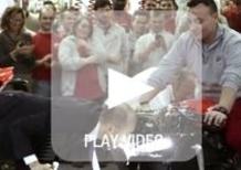 VIDEO. La Ducati 1199 Superleggera entra in produzione