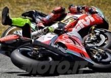 Le foto più spettacolari del GP di Jerez