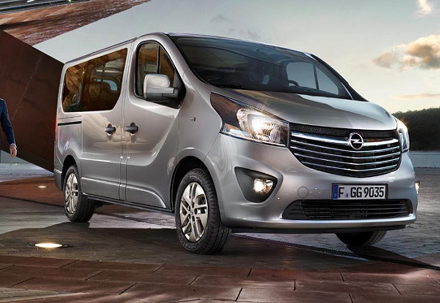 Opel Vivaro Furgone (4)