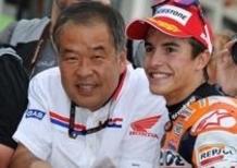 Marquez resta con la Honda HRC fino al 2016